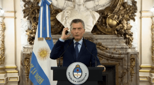 Macri anunció la suba de retenciones a las exportaciones