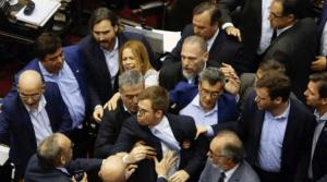 Diputados dieron media sanción al Presupuesto 2019