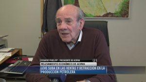"""""""Dentro de poco vamos a tener que incorporar la Capital Federal a la Patagonia"""""""