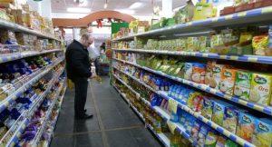 Inflación alarmante: 6,5 en el país, 9,81 en la provincia.