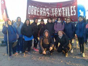 Obreras del Parque Industrial al Encuentro Nacional de Mujeres
