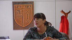 """Soledad Martínez: """"El candidato de Unidad Ciudadana es Javier Bertoldi"""""""