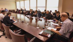 La Legislatura refrendó el Pacto Fiscal
