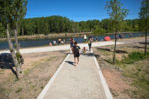 Mañana empieza el operativo de seguridad balnearia en Neuquén Capital