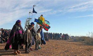 Para la justicia, las comunidades Mapuce no son usurpadoras.