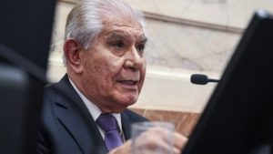 Pereyra insiste en que hay una pelea entre Macri, Rocca y el gerente de Tecpetrol