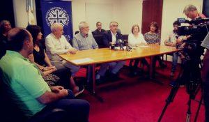 Avenida de los Ríos: La Universidad presentó una cautelar contra la Municipalidad