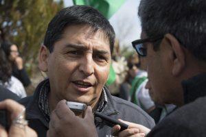 """Carlos Quintriqueo: """"en Neuquén hay desocupación, pobreza y desnutrición"""""""