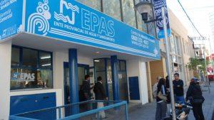 Conflicto en el EPAS: Los trabajadores cortan la ruta en Arroyito