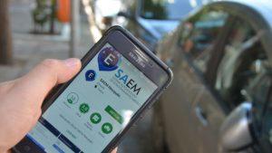 Aumentó el estacionamiento medido en Neuquén capital