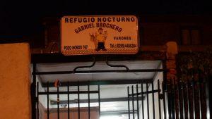 Cierran por reparaciones el refugio nocturno Gabriel Brochero