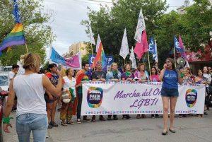"Primera marcha del orgullo LGBT en Cipolletti: ""Tortoriello es un anti derechos"""