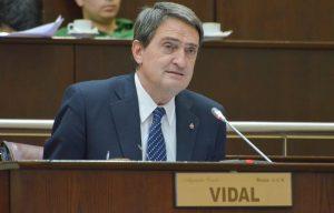 Alejandro Vidal dice que tiene el apoyo de Urtubey y Alfonsín