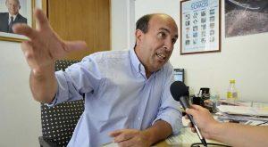 Marcelo Bermúdez reafirmó su aspiración a la intendencia de Neuquén