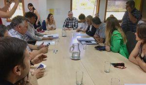 Avenida de los Ríos: Concejales opositores apoyan a la UNCo