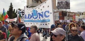 """ADUNC contesta: """"Es una política de recortes y ajuste"""""""