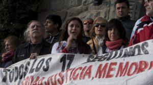 Repudian el procesamiento de una militante en Bariloche