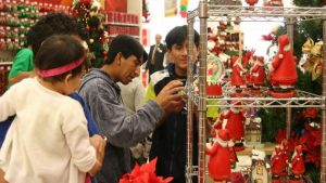 """Consumo navideño: """"El grueso de las ventas fue con tarjeta de crédito"""""""
