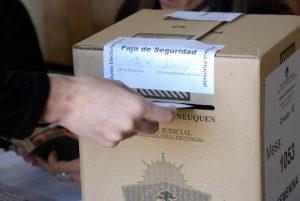 """Elecciones en Neuquén: """"No encontramos ninguna anormalidad distinta a un acto eleccionario en papel"""""""