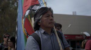 Suspendieron la audiencia de formulación de cargos contra la Confederación Mapuche