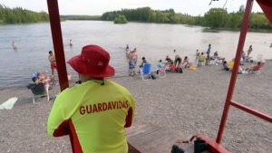Balnearios municipales: La semana pasada hubo casi 100 mil personas
