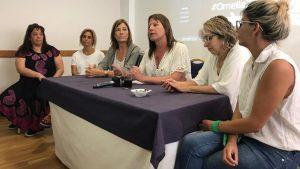 """Ornella Infante: """"Hubo un retroceso en las políticas de género"""""""