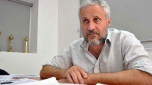 """Andres Peressini: """"Mi intención es llevar las ideas que hicieron crecer a Plottier"""""""