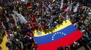 """""""La situación de Venezuela se disputa en el ámbito internacional"""""""