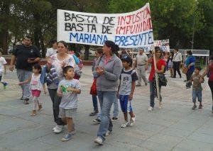 Acinco años de la muerte de Mariana Mercado, la familia sigue exigiendo justicia
