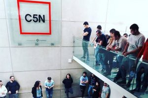 Bloquean una cuenta creada para pagar los sueldos en C5N