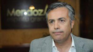 "Alfredo Cornejo: ""Neuquén necesita un cambio"""