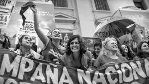 Despedida por ser parte de la campaña por el aborto legal seguro y gratuito