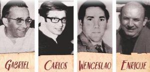 Presentan una cartilla biográfica sobre los mártires riojanos