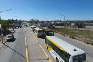 Este miércoles se inaugura el metrobus