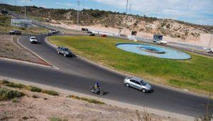 Ruta 7: a partir del lunes estará cortado el acceso a la rotonda por obras