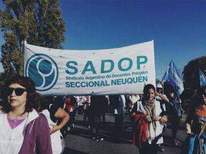El SADOP denuncia despidos encubiertos en Neuquén