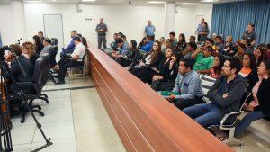 Comenzó el juicio contra los policías que golpearon a Facundo Agüero