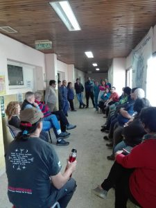 Raúl Podestá alertó sobre las dificultades que plantea la obra del Hospital Aluminé