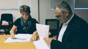 Educación: Firman un nuevo convenio entre la UNCo y provincia
