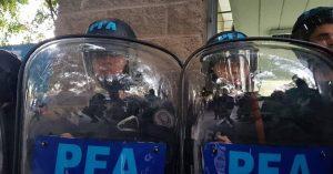 ANSES Cipolletti: Siguen las medidas de fuerza sin atención al público