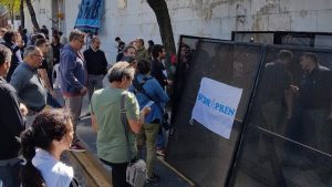 SiPreBA repudia despidos en Clarín