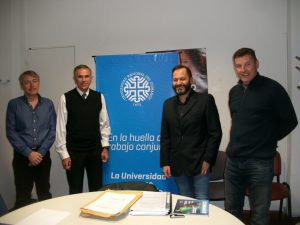 Las universidades de Cuyo y el Comahue firmaron un acuerdo de cooperación