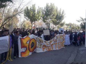 Tras la manifestación llegaron respuestas al CPEM 8