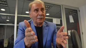 Jorge Sobisch confirmó su candidatura a intendente en la capital