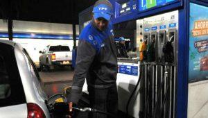 Nuevo aumento en los combustibles