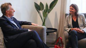 """Marina Simian: """"La ciencia y la tecnología es clave para el desarrollo del país"""""""