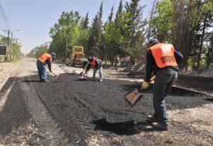 Calle Futaleufú: La Municipalidad de Neuquén asegura que hará la obra pluvial en menos de un mes
