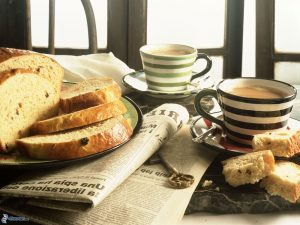 Títulos para el desayuno