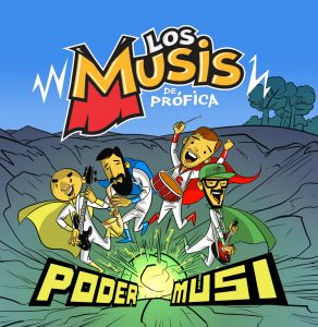 """""""Los Musis"""" estrenan nuevo disco en El Arrimadero"""