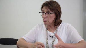 """Río Negro: Mónica Silva dijo que la decisión de acompañar a Pichetto fue una """"decisión personal"""" de Weretilneck"""